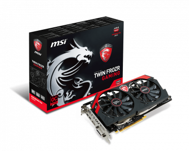 Support For Radeon R9 280X GAMING 3G | Graphics card - The world