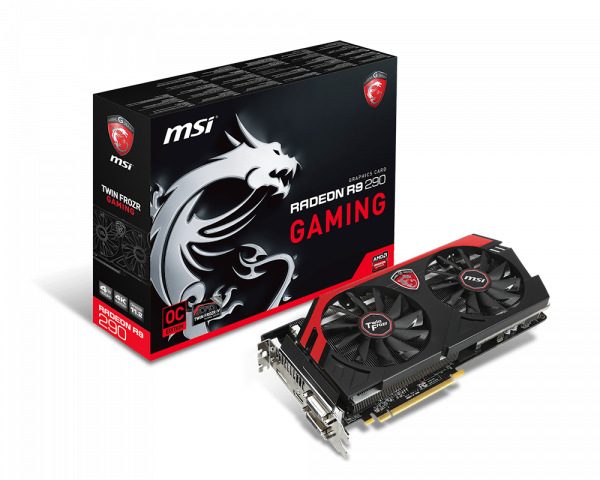 Specification For Radeon R9 290 Gaming 4g Graphics Card The World Leader In Display Performance Msi Global