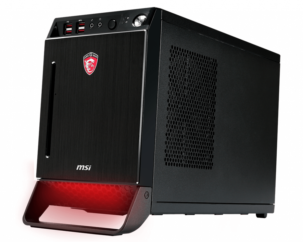Nightblade B85c Desktop The Most Versatile Consumer Pc