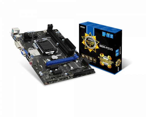 MSI B85M-P33 V2 Intel Smart Connect Technology Treiber Windows XP