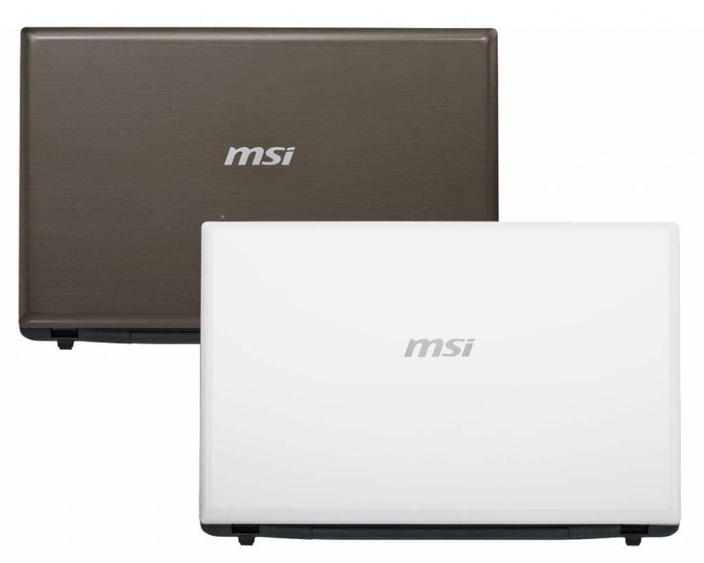 MSI CR61 0M Notebook Drivers for PC
