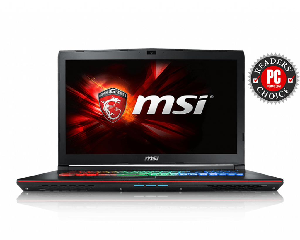 Driver for MSI GS60 6QD Ghost Rivet Networks Killer WLAN