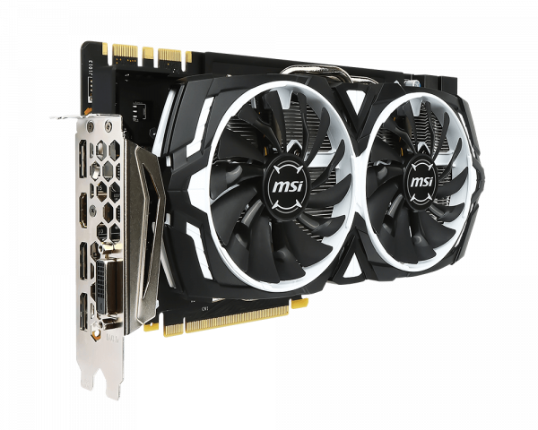 msi geforce gtx 1080 armor 8g oc отзывы