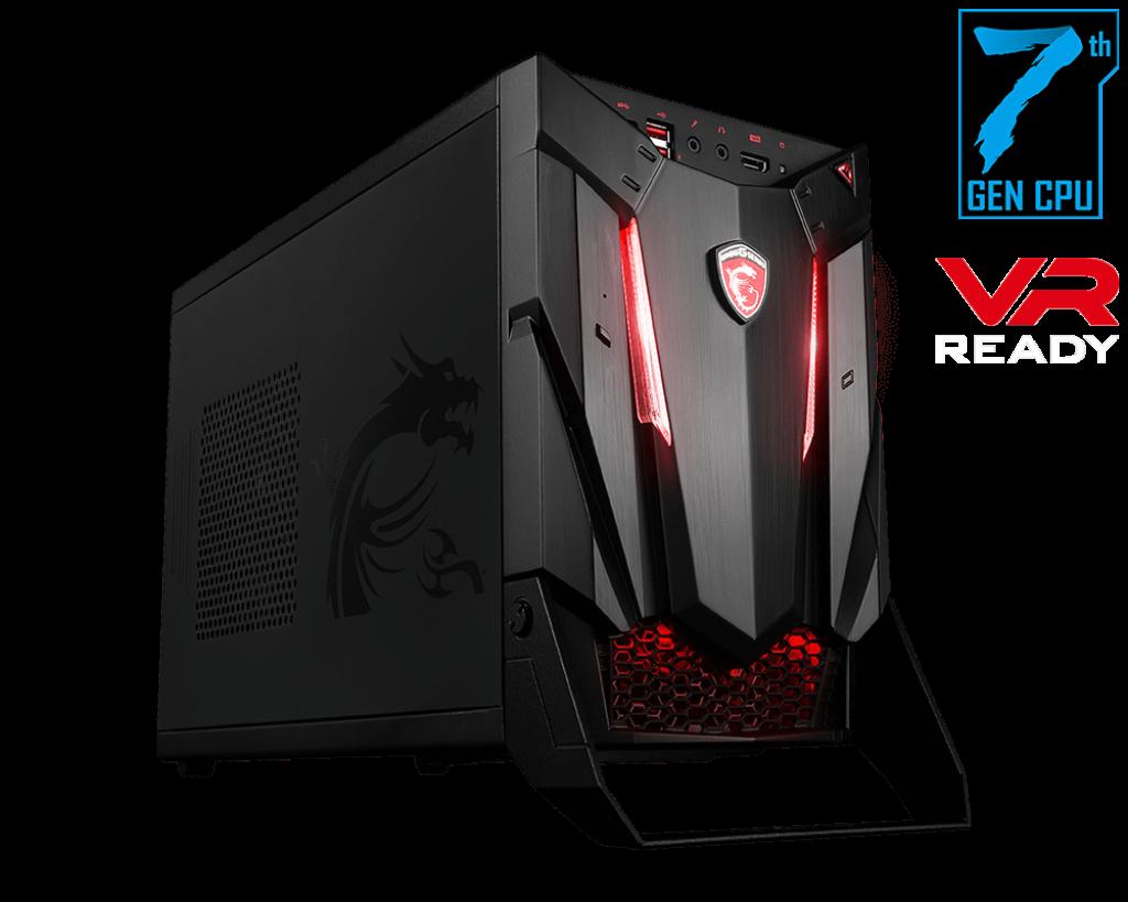 Nightblade 3 Desktop The Most Versatile Consumer Pc Msi Global