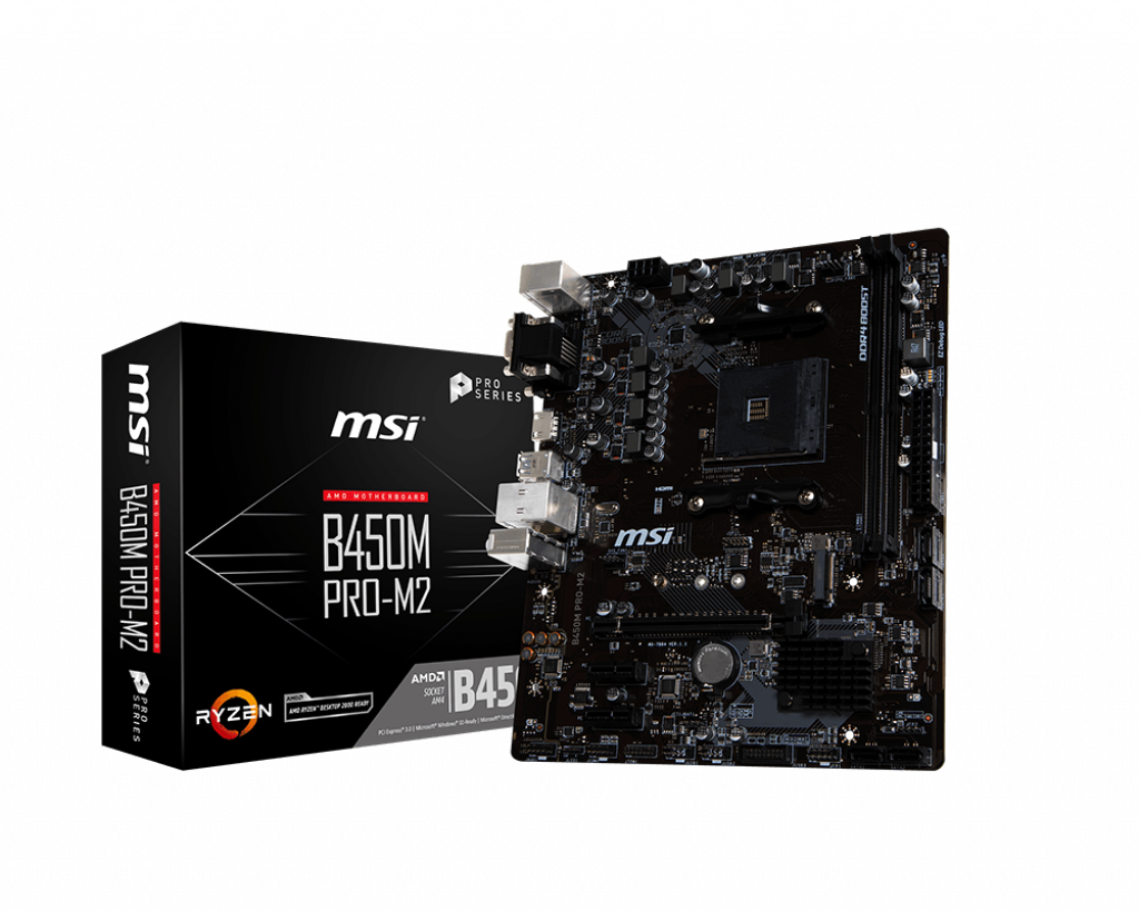 Support For B450M PRO-M2 | Motherboard - The world leader in