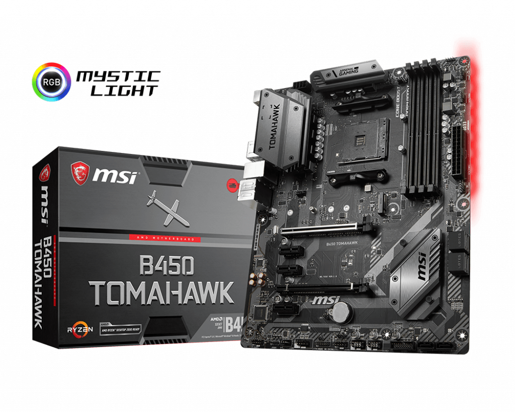 B450 TOMAHAWK | Motherboard - The world leader in