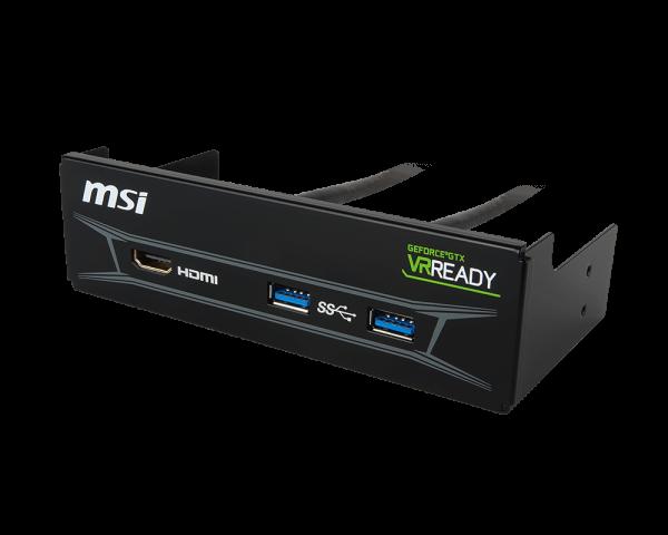 MSI  VR Boost Kit-Especificações