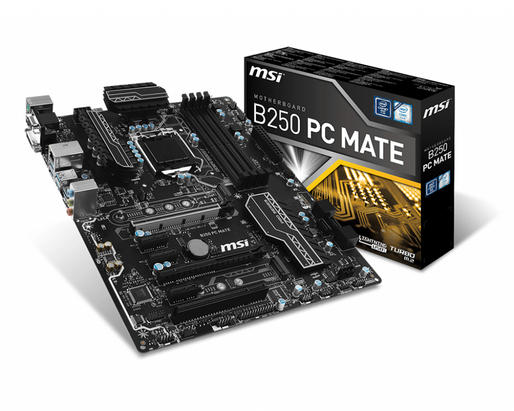 Support For B250 Pc Mate Motherboard The World Leader In Mashpedia Top Videos About List Of 7400 Series Integrated Circuits Design Msi Global