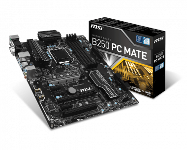 Support For B250 PC MATE | Motherboard - The world leader in