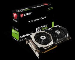 GeForce GTX 1070 Ti Titanium 8G