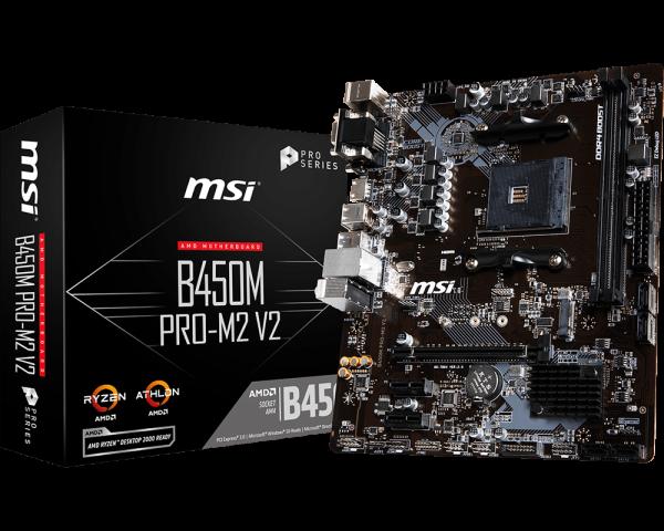 B450M PRO-M2 V2