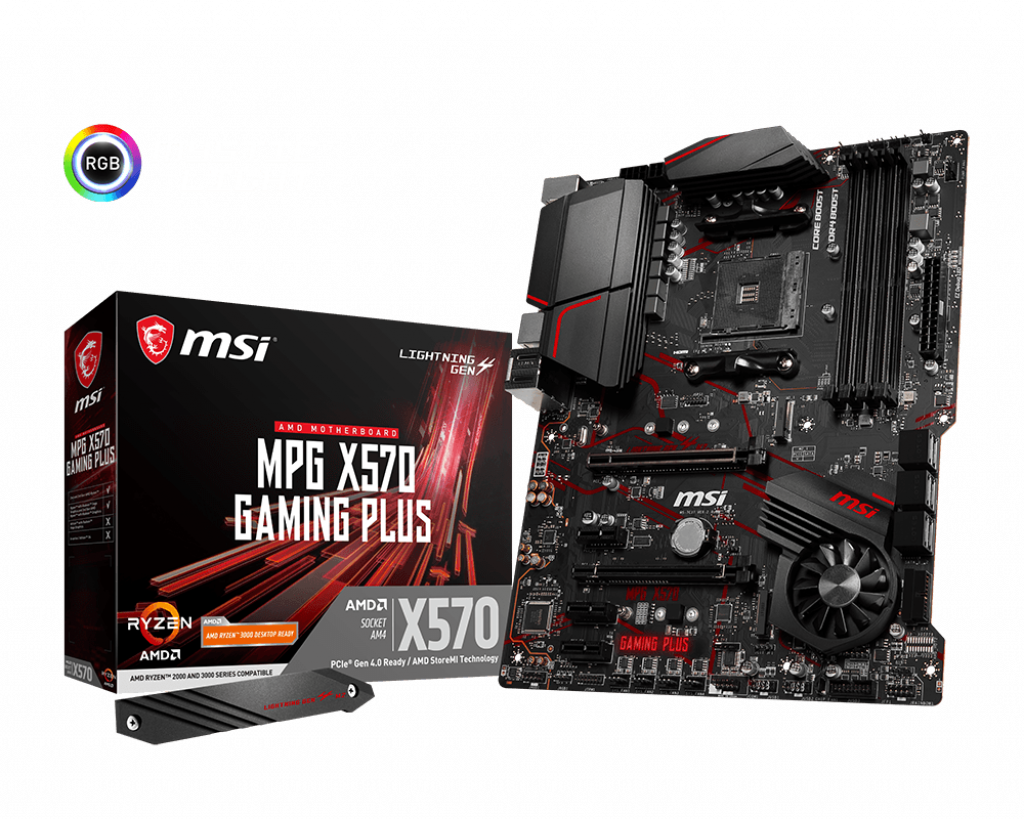 Support For Mpg X570 Gaming Plus Motherboard The World Leader In Motherboard Design Msi Global