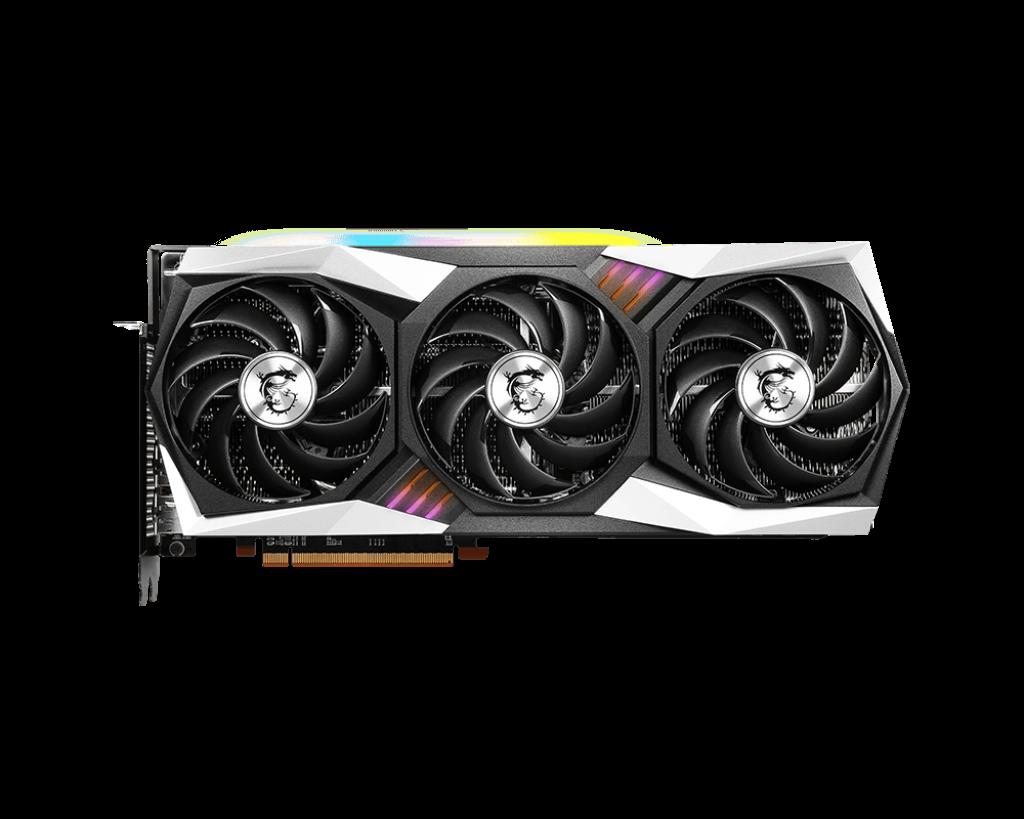 Radeon RX 6800 XT GAMING TRIO 16G