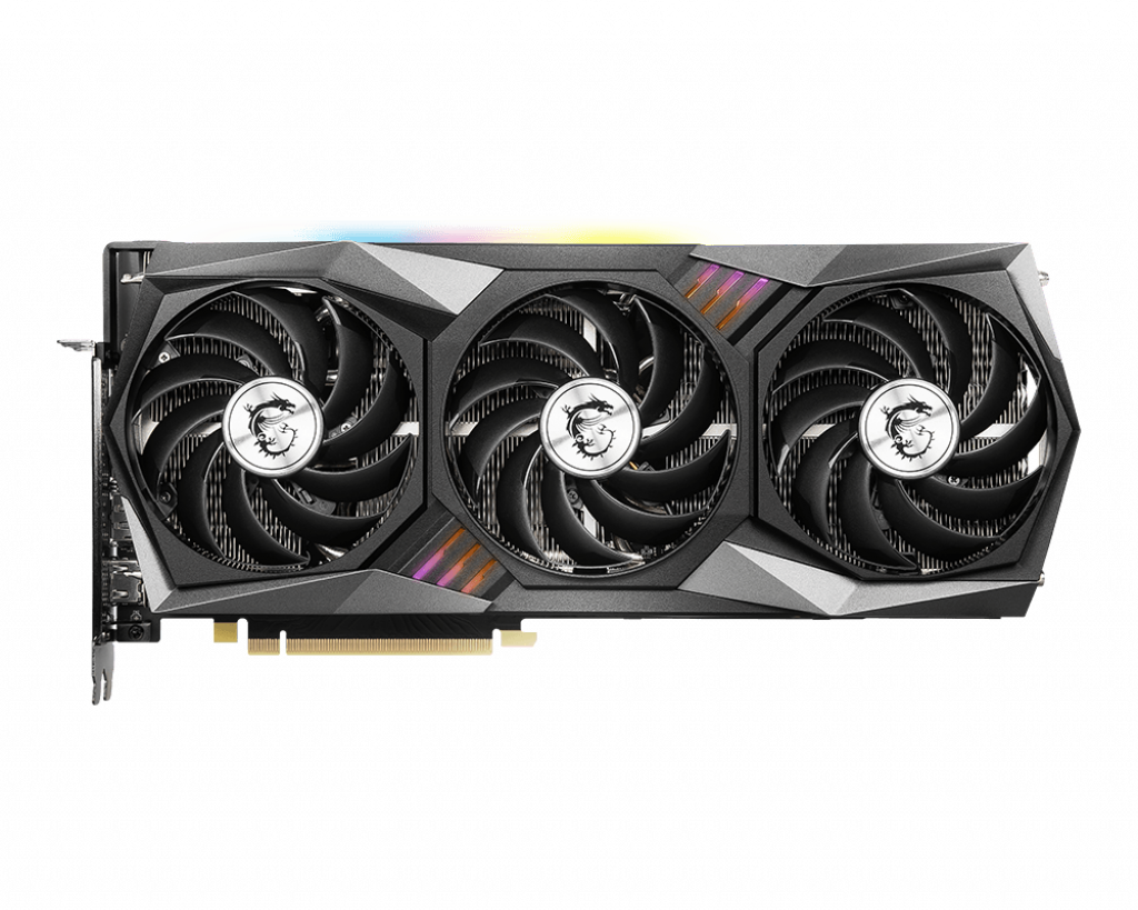 GeForce RTX™ 3060 Ti GAMING X TRIO