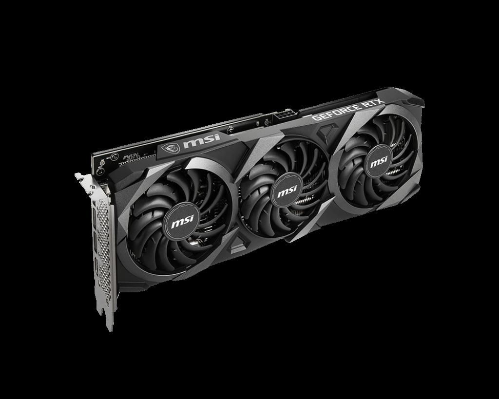 GeForce RTX™ 3060 Ti VENTUS 3X