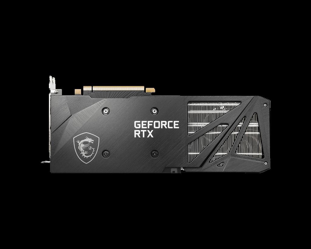 GeForce RTX™ 3060 Ti VENTUS 3X OC