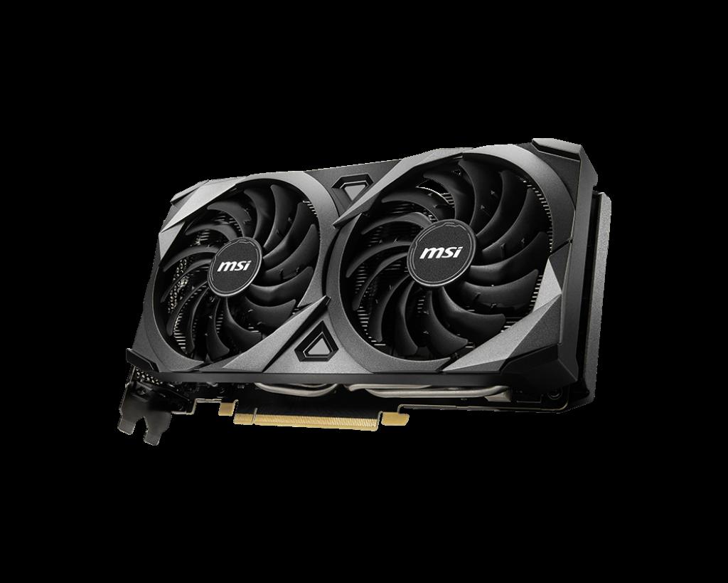 GeForce RTX™ 3060 Ti VENTUS 2X OC
