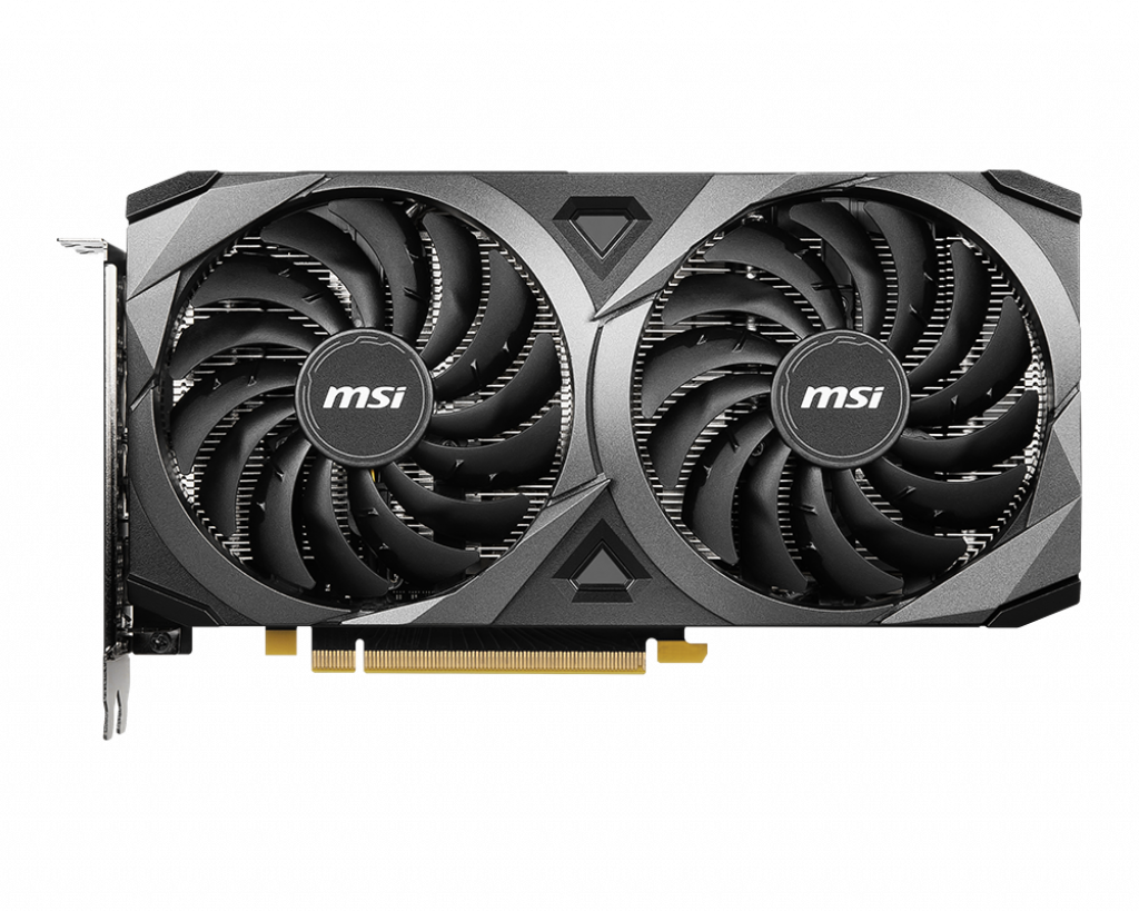 GeForce RTX™ 3060 Ti VENTUS 2X OCV1