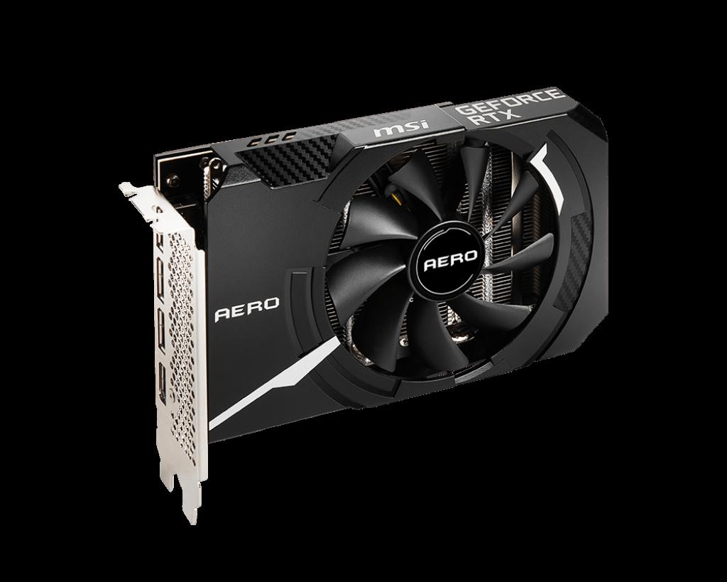 GeForce RTX™ 3060 Ti AERO ITX OC