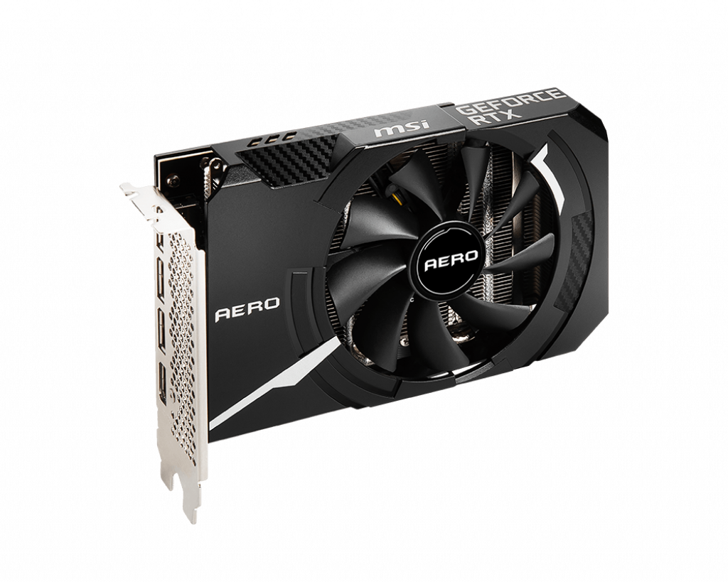 GeForce RTX™ 3060 Ti AERO ITX 8G OC LHR