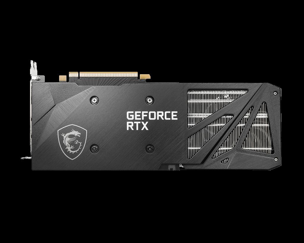 GeForce RTX™ 3060 VENTUS 3X 12G