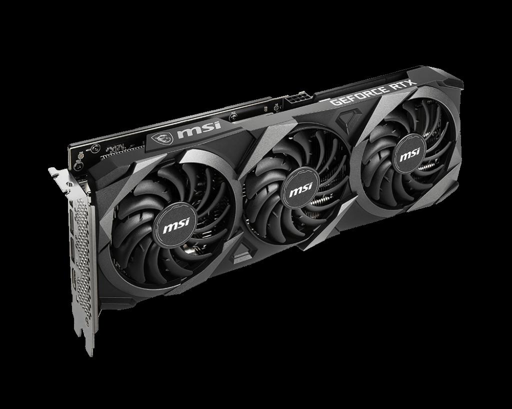 GeForce RTX™ 3060 VENTUS 3X 12G OC