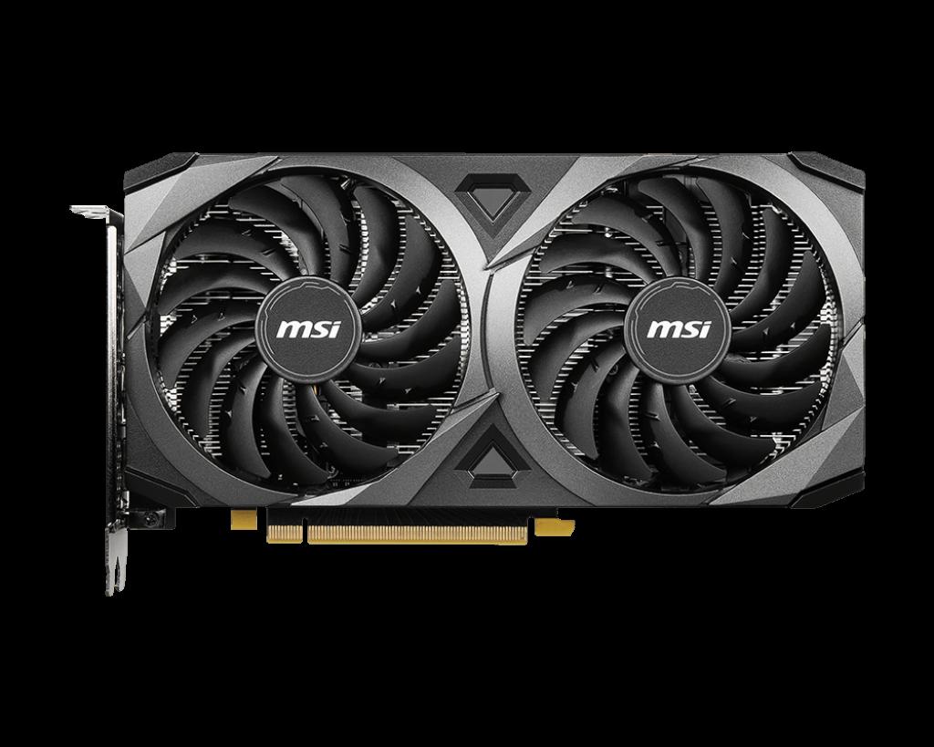 GeForce RTX™ 3060 VENTUS 2X 12G