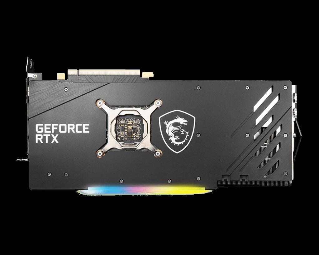 GeForce RTX 3060 GAMING X TRIO 12G