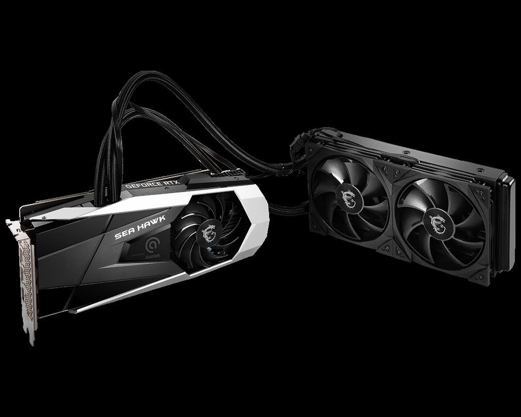 GeForce RTX™ 3080 SEA HAWK X 10G