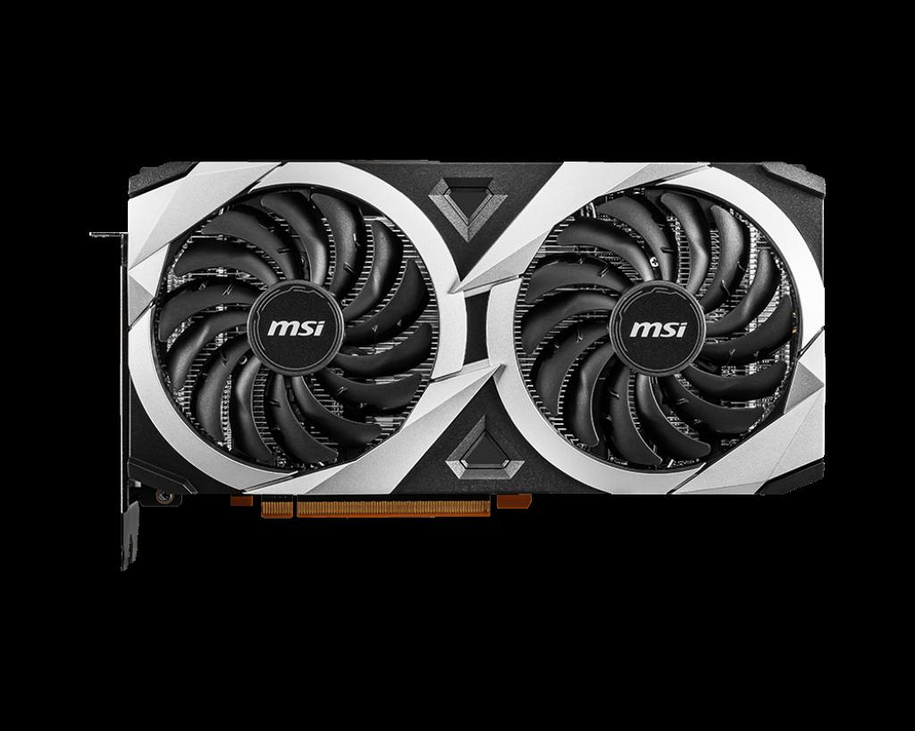 Radeon™ RX 6700 XT MECH 2X 12G OC