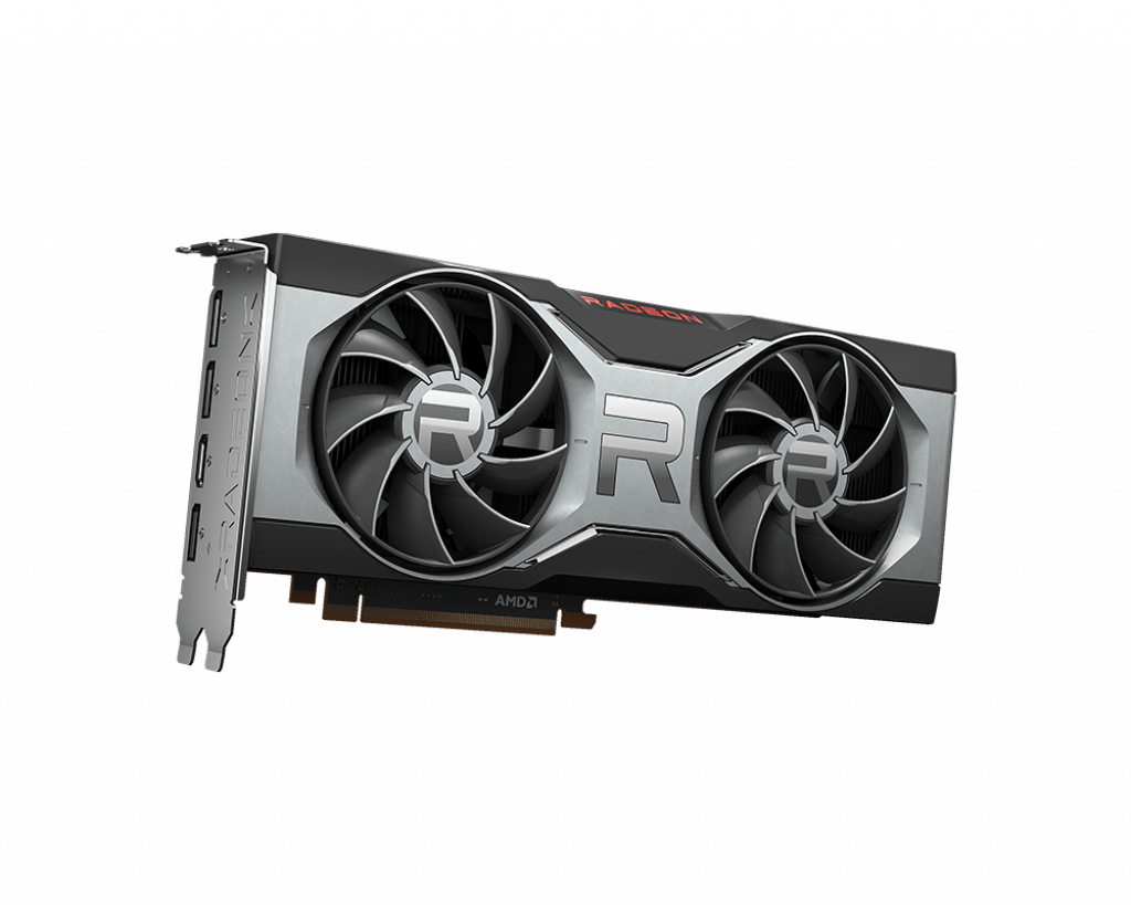 Radeon™ RX 6700 XT 12G