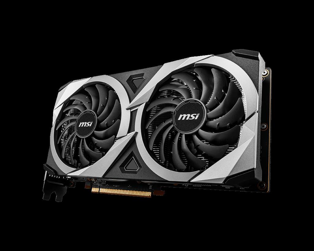 Radeon™ RX 6700 XT MECH 2X 12G