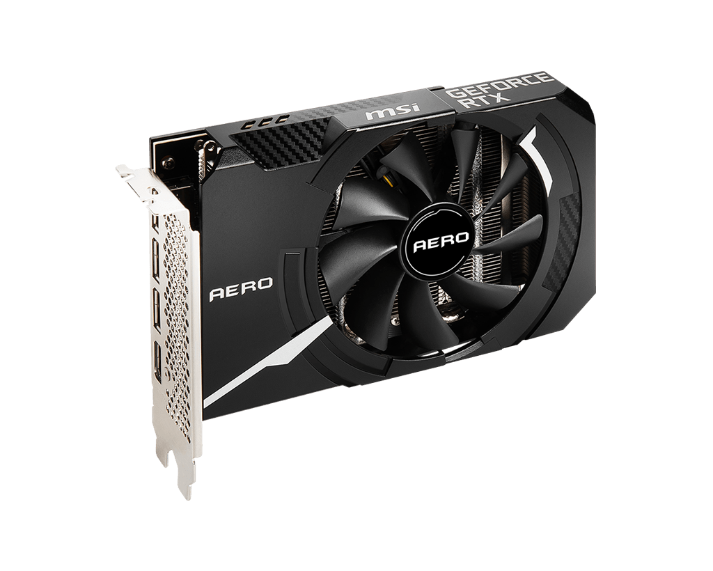 GeForce RTX™ 3060 AERO ITX 12G OC