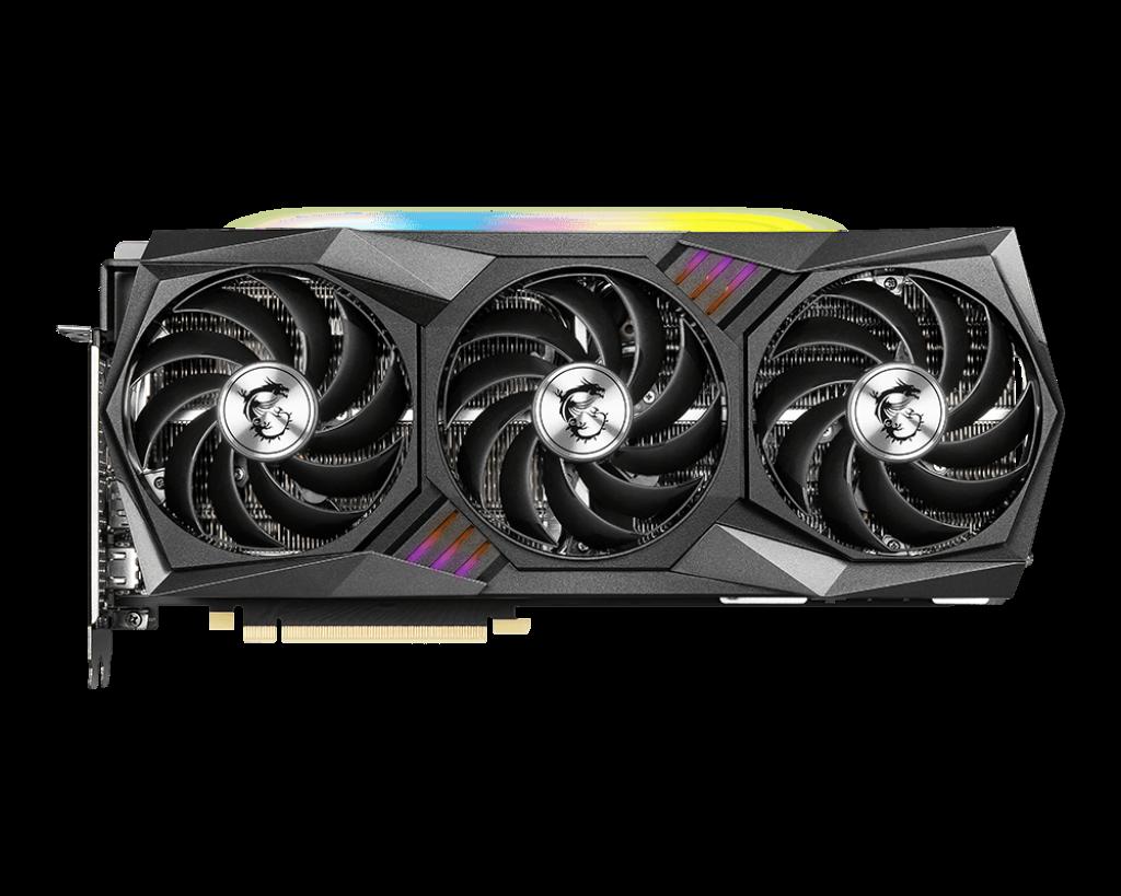 GeForce RTX™ 3080 Ti GAMING TRIO 12G
