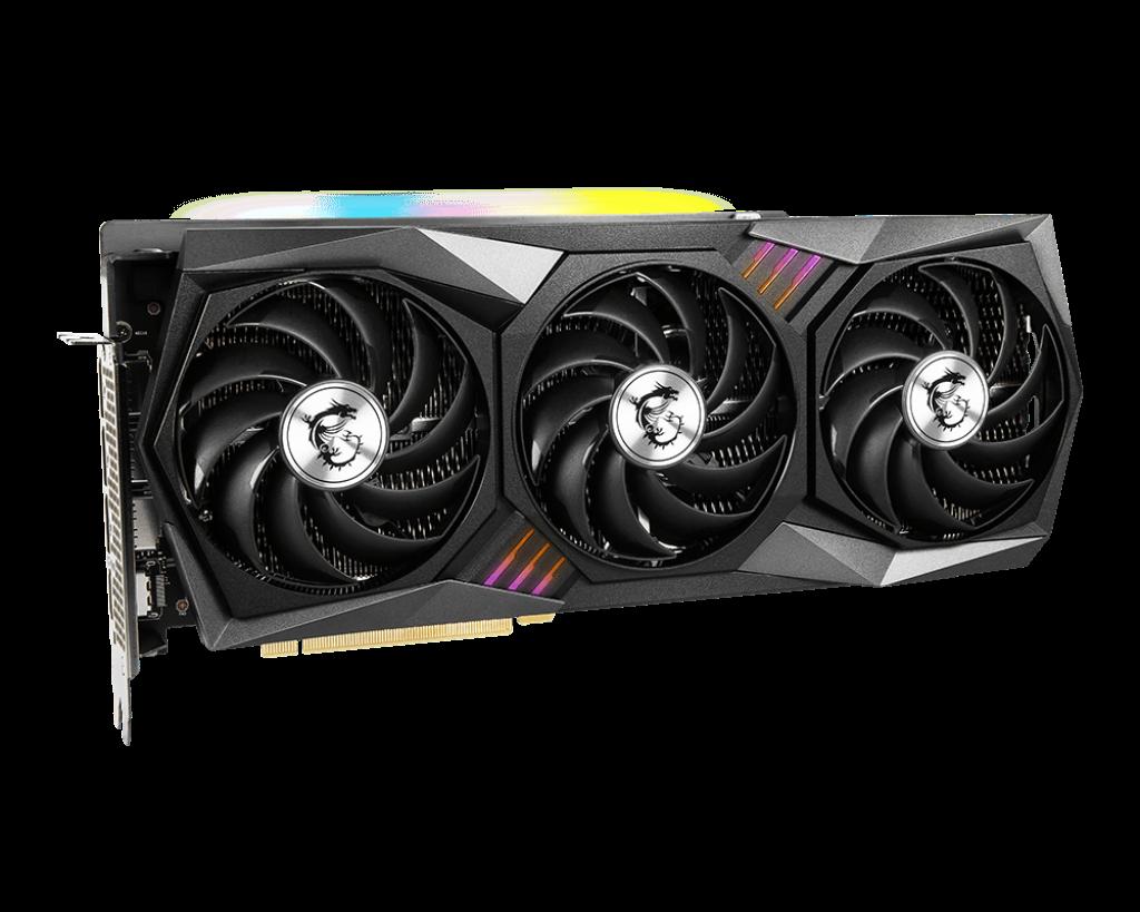 GeForce RTX™ 3080 Ti GAMING X TRIO 12G