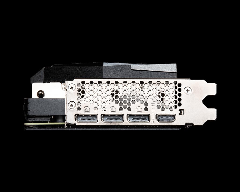 GeForce RTX™ 3070 Ti GAMING X TRIO 8G