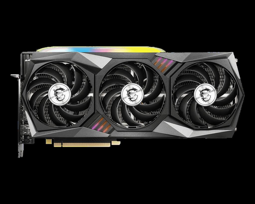 GeForce RTX™ 3060 Ti GAMING TRIO PLUS 8G LHR