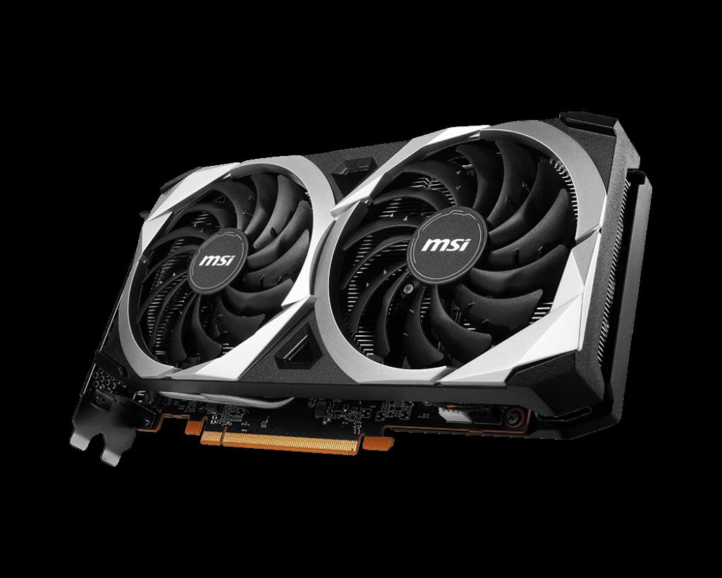 Radeon™ RX 6600 XT MECH 2X 8G