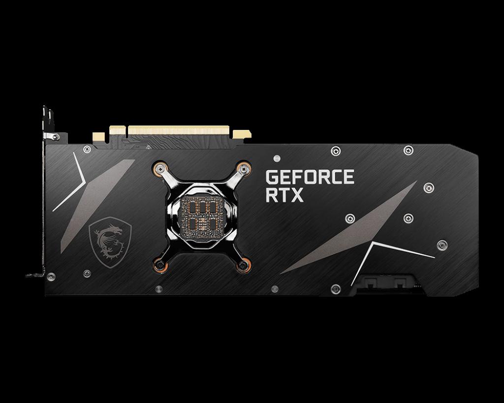 GeForce RTX™ 3080 VENTUS 3X PLUS 10G OC LHR