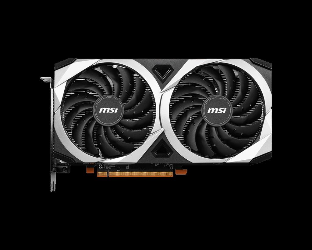Radeon™ RX 6600 MECH 2X 8G