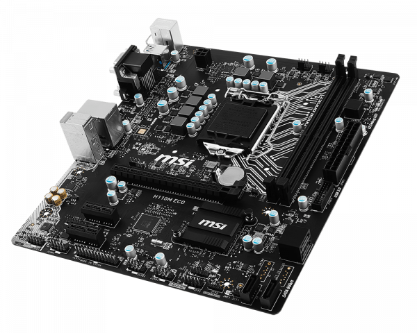 H110M ECO | MSI Global | Motherboard - The world leader in ...