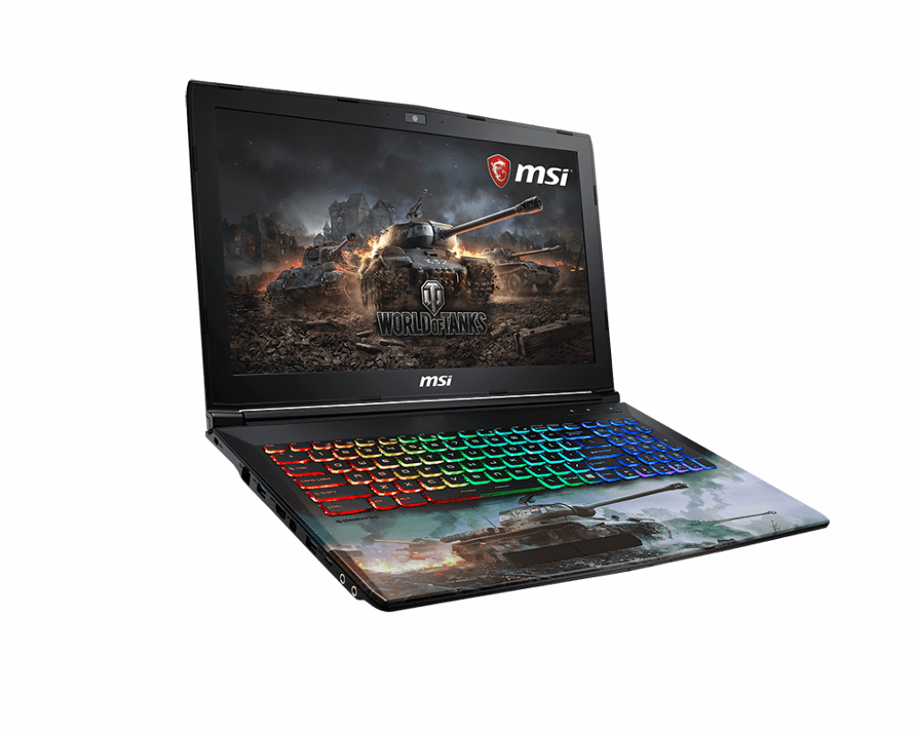 Support For GP62M 7REX World of Tanks Edition | Laptops