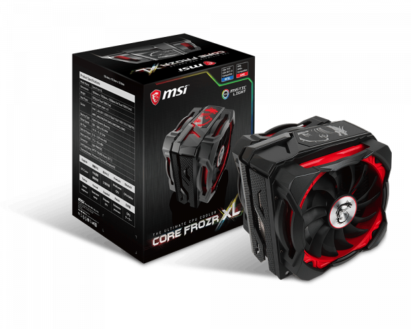 CORE FROZR XL | Graphics card - The world leader in display