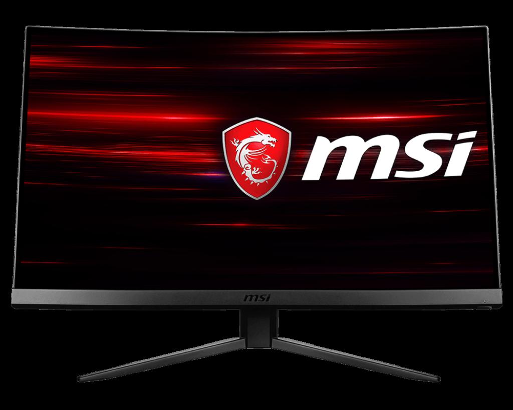 Monitor - Curved Gaming Monitor - MAG271C | MSI Global