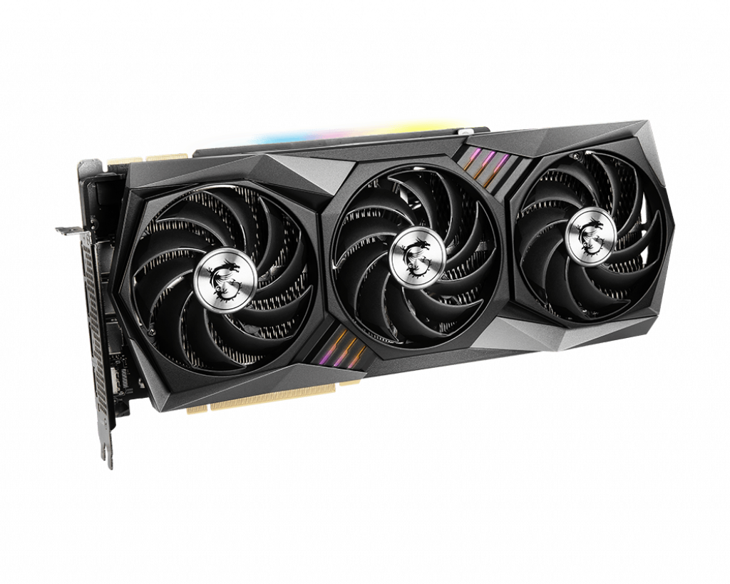 GeForce RTX™ 3090 GAMING TRIO 24G