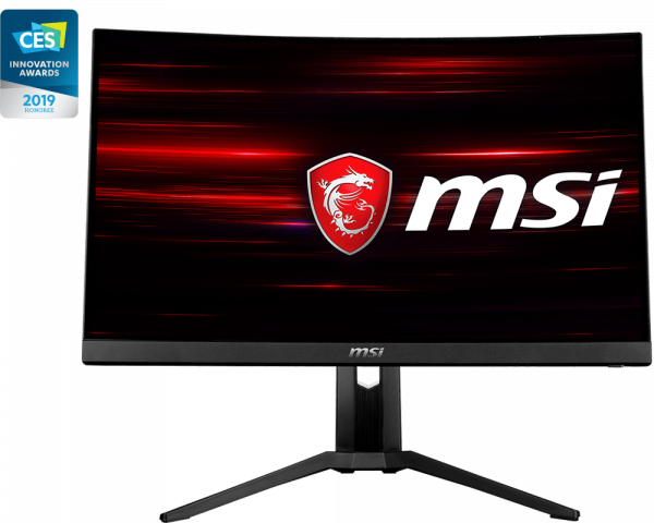 MSI Optix MAG271CQR | RGB LED WQHD Curved Gaming Monitor