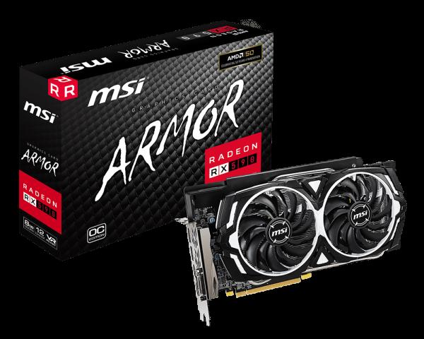 Radeon™ RX 590