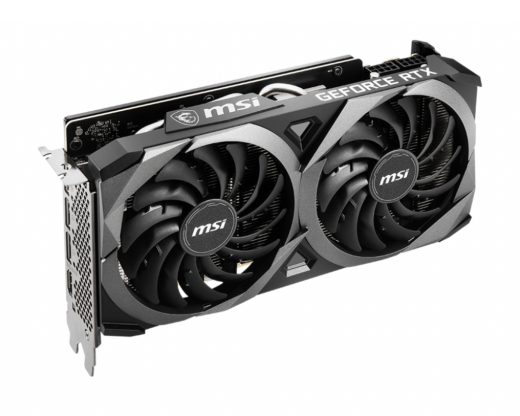 Overview GeForce RTX™ 3070 VENTUS 2X OC | MSI Global