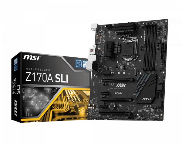 Z170A SLI | Motherboard - The world leader in motherboard