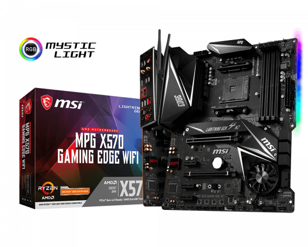 Review MSI MPG X570 GAMING EDGE WIFI 1